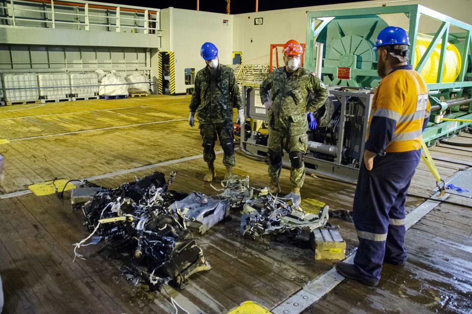 Une «rare anomalie» a mené à l'accident de l'hélicoptère Cyclone