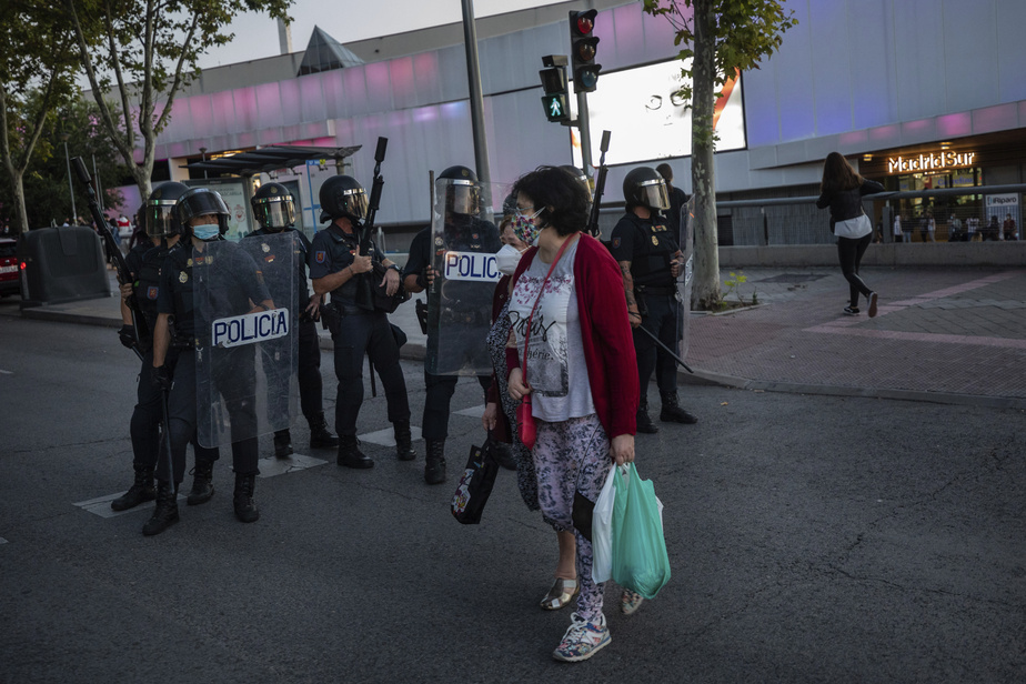 COVID-19 | Madrid étend ses restrictions