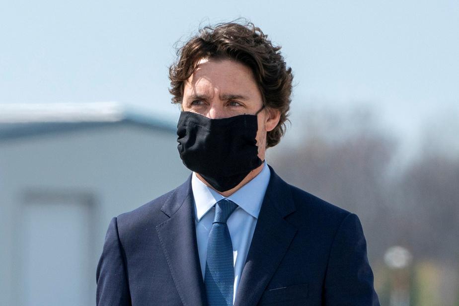 Justin Trudeau participe à une manifestation contre le racisme