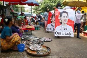 Birmanie | Aung San Suu Kyi visée par de nouvelles poursuites