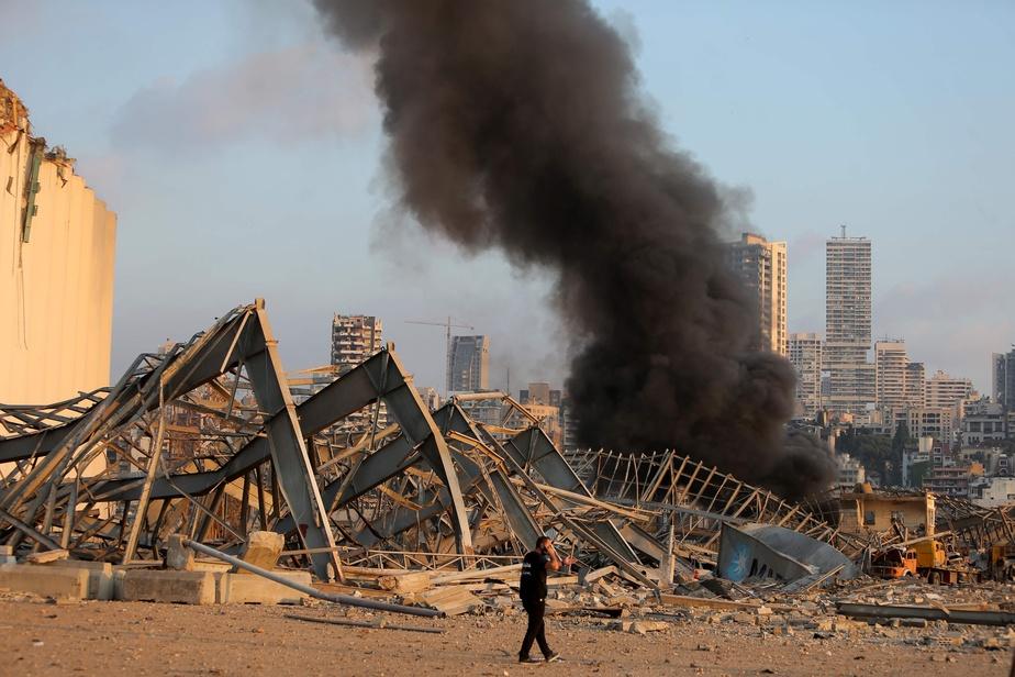 Explosionsà Beyrouth: les Libanais de Montréal inquiets