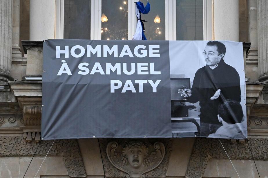 Professeur décapité en France | Le meurtrier en contact avec un djihadiste  en Syrie | La Presse