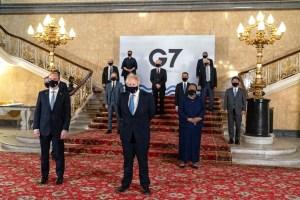 Les pays du G7 fermes contre la Russie, la Chine et l'Iran