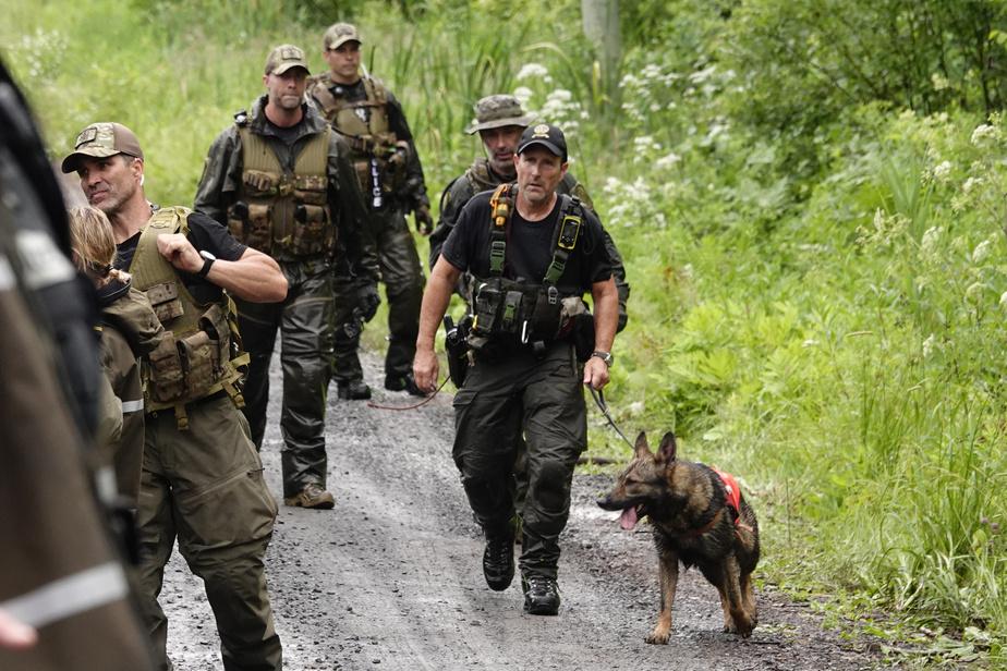 Traque de Martin Carpentier: 80 policiers déployés