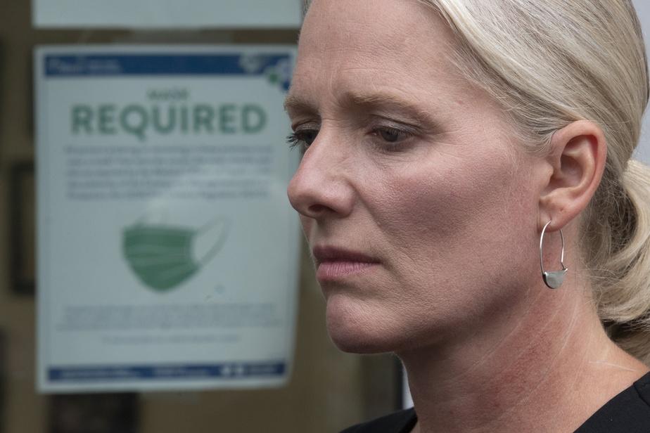 La police enquête sur un incident au bureau de la ministreMcKenna