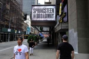 Springsteen on Broadway | Les vaccinés au AstraZeneca pourront finalement aller au spectacle