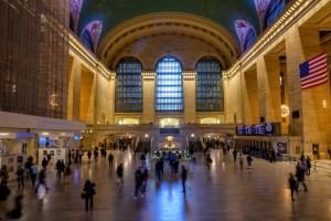 La gare de Grand Central, nouveau centre de vaccination