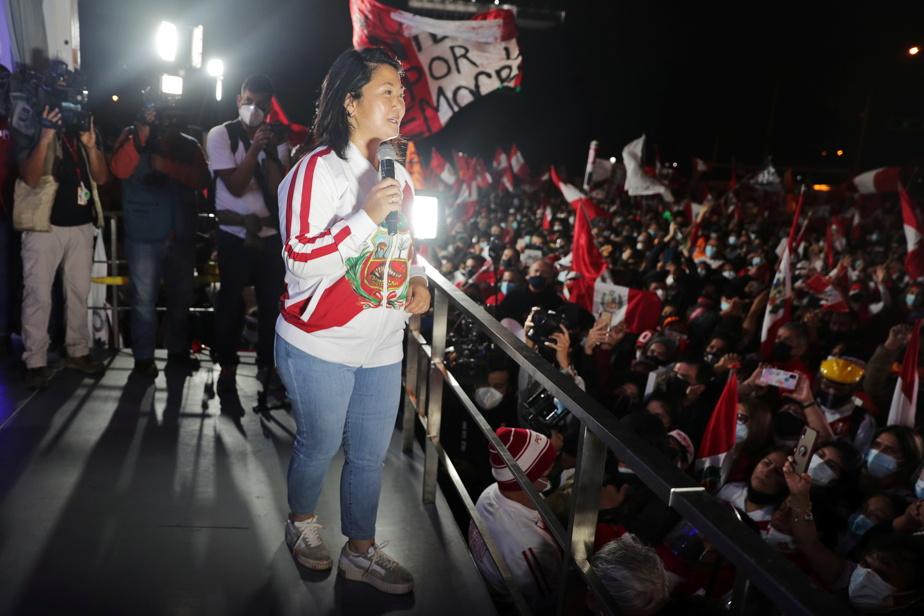 Présidentielle au Pérou | Fujimori dénonce de nouveau des fraudes