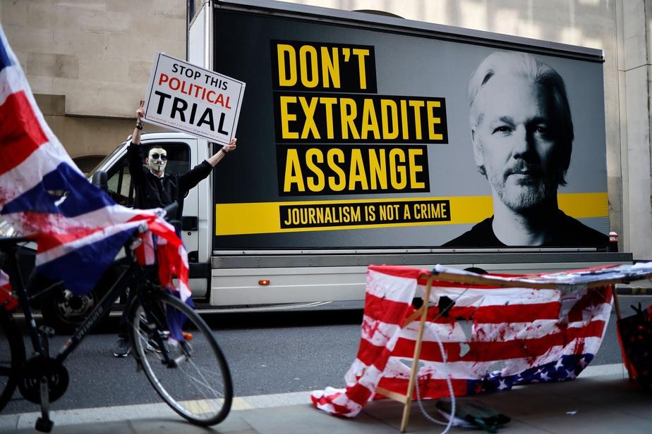 Angleterre | La décision sur l'extradition d'Assange rendue après l'élection américaine