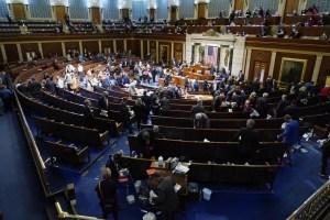 COVID-19 | Une possible éclosion au Capitole?