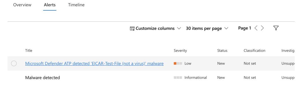Mac Device Alerts