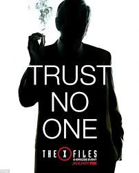The X-Files' Cigarette Smoking Man ominously appears in new poster | Daily  Mail Online