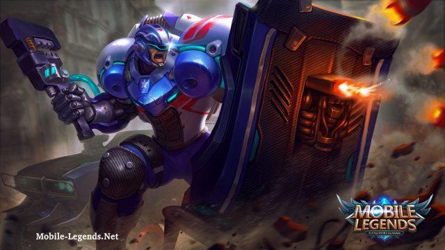 New Hero Autobot Johnson 2019 Mobile Legends