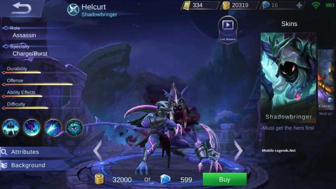 helcurt features 2020 - mobile legends
