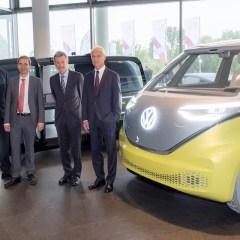 Volkswagen Konzern erhöht seine Umweltziele: 45 Prozent weniger Umweltlasten bis 2025