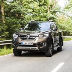 Neuer Renault Alaskan ab 36.900 Euro erhältlich