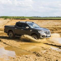Der neue Renault Alaskan: robuster Pick-up für Arbeit und Freizeit