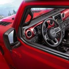 Erste Bilder vom Interieur des neuen Jeep® Wrangler
