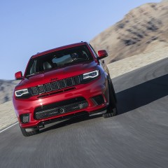 Jeep® auf der Dubai International Motor Show 2017