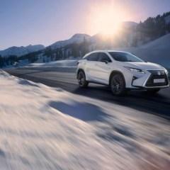 Lexus Crossover RX im Feinschliff