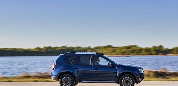 """Restwertriesen"" – Dacia Duster und Dacia Sandero"