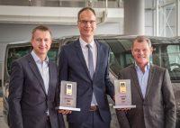 Opel Insignia und Opel Vivaro Life gewinnen