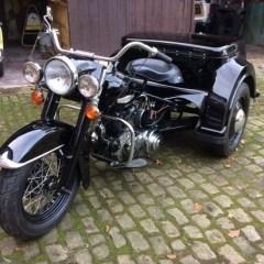 Classic Motorshow – BELMOT ohne Auto