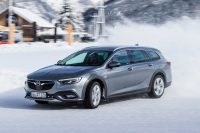Opel Insignia Country Tourer mit Hightech-Allrad