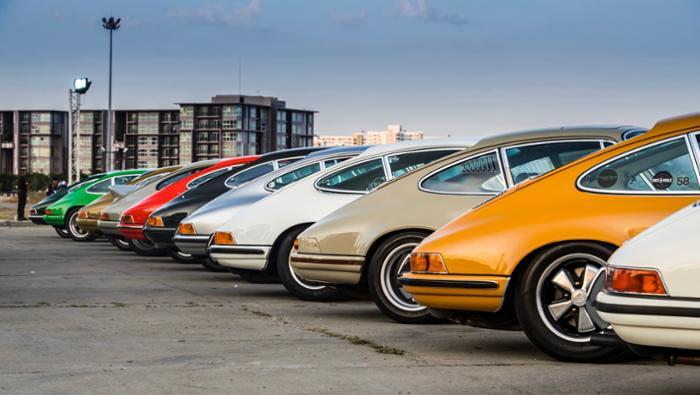 """Porsche feiert 70 Jahre Sportwagen beim """"Sportscar Together Day"""""""