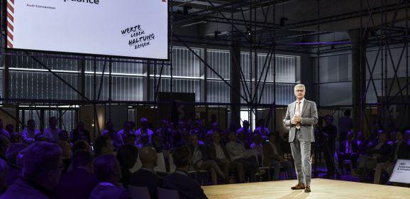 Audi Convention sensibilisiert Führungskräfte zu Integrität, Kultur und Compliance