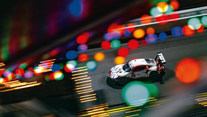 Der Sound des aktuellen Porsche 911 RSR