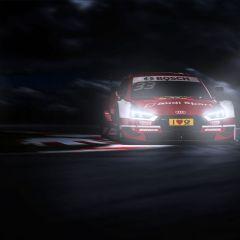 Audi RS 5 DTM startet erstmals bei Nachtrennen