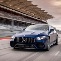 Mercedes-AMG GT 4-Türer Coupé: Eine Klasse für sich