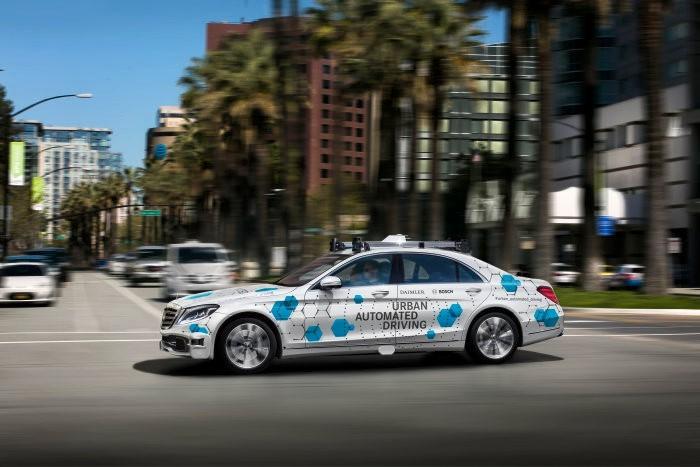 Daimler und Bosch