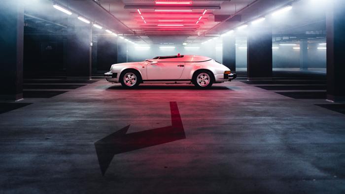 Prototypenbau bei Porsche