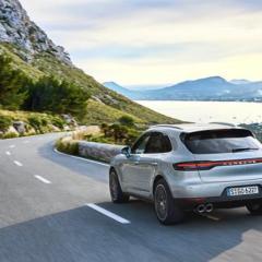 Porsche Macan S startet mit neuem V6-Turbomotor