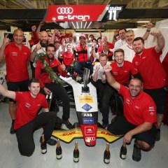 Hattrick für Audi: Lucas di Grassi siegt in Mexiko