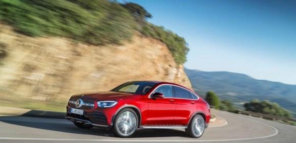 Das neue Mercedes-Benz GLC Coupé