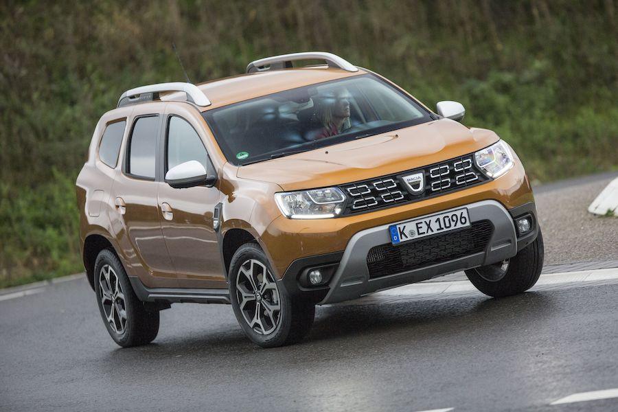 Dacia duster preisliste