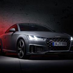 Vier Ringe starten Online-Vertrieb von Neuwagen mit Sondermodell Audi TT Quantumgrau Edition