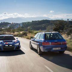 Steigende Spannung für Audi Sport in Japan