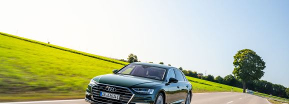 Luxus trifft Effizienz: Der Audi A8 L 60 TFSI e quattro