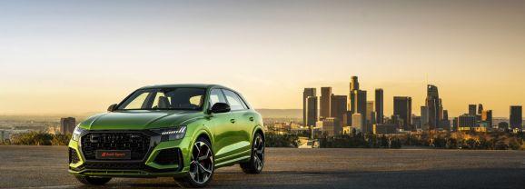 Der sportlichste Q: der neue Audi RS Q8