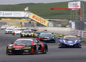 Weitere weltweite Erfolge für Audi Sport