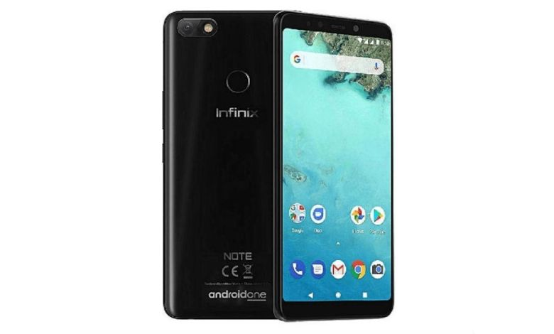 Infinix Note 5 Price in Bangladesh & Full Specifications