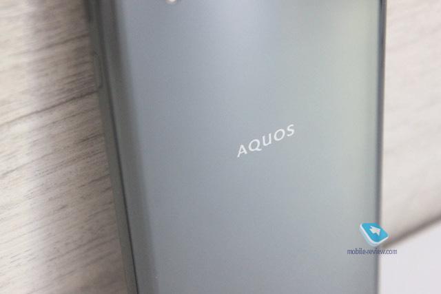 Обзор смартфона SHARP AQUOS zero2