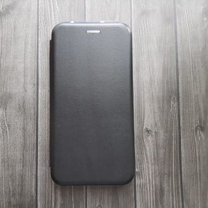 Чехол-книжка Fashion Case для Xiaomi Redmi Note 8T - Чёрный