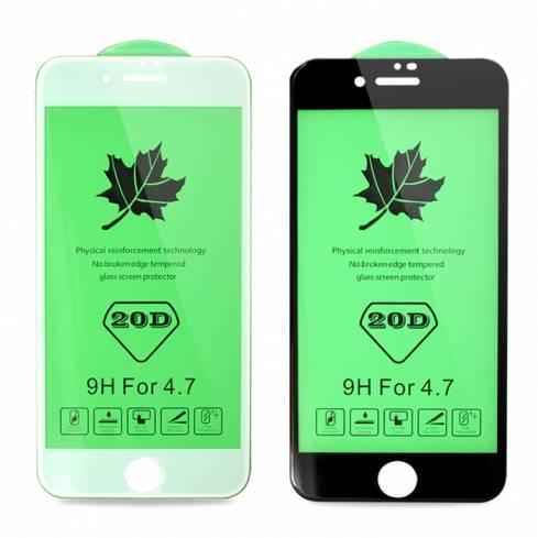 Защитное стекло 20D для iPhone 7/8