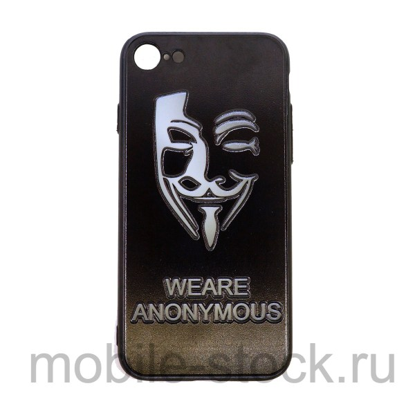 "Чехол ""We are Anonymous"" для iPhone 7 