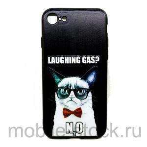 "Чехол ""Грустный кот"" для iPhone 7 | iPhone 8"